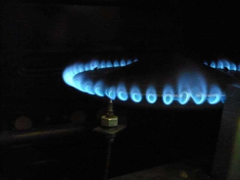 газовый духовой шкаф