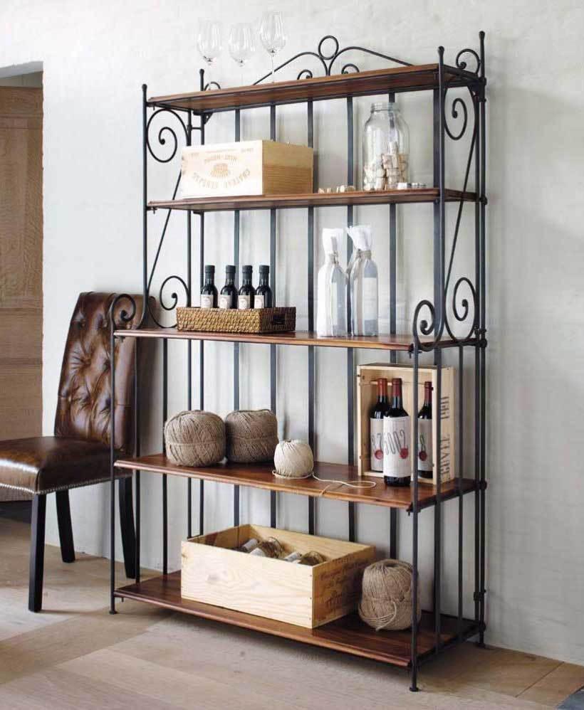 Кованая мебель: история и современность