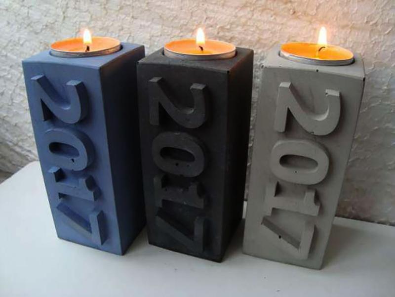 Декораторские способности бетона