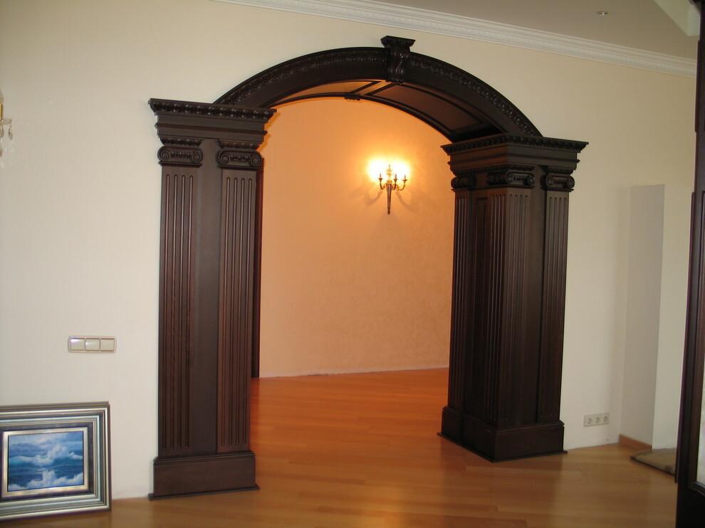 пишу только колонны деревянные для дверных проемов фото боках появились небольшие