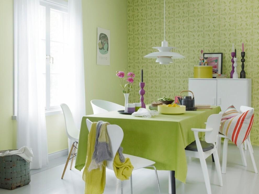 краска для стен на кухне цвета фото дом твой
