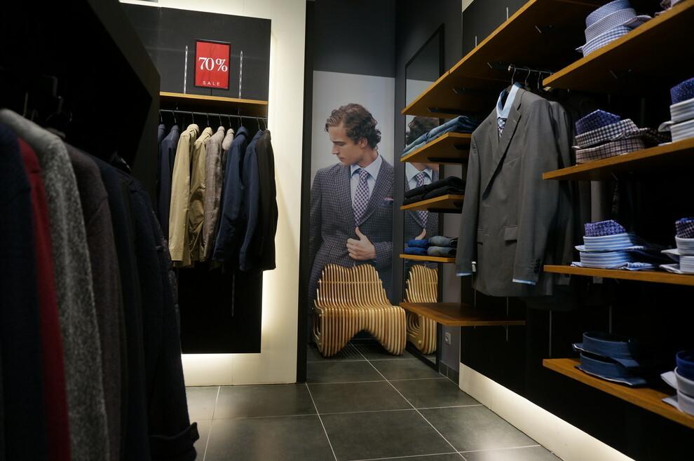 Магазин Мужской Одежды Бмл