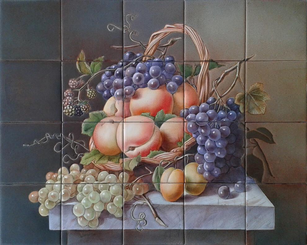плитка панно для кухни картинки милые русалки мультипликационный